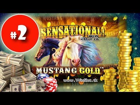 Mustang Gold Slot Big Win Sensation