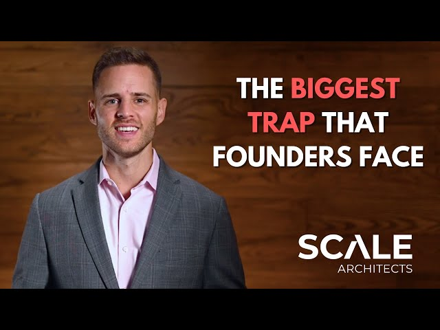 The biggest trap that founders face