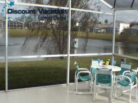 Hl5p523 Video Of 5 Bedroom Lake View Orlando Vacation Home Youtube