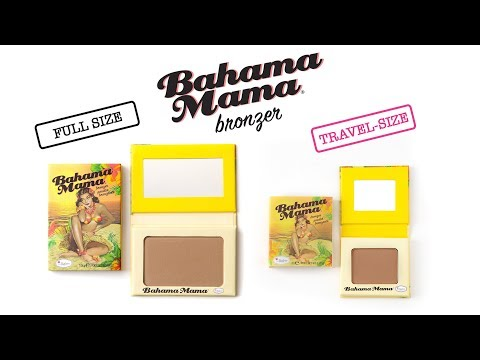 Just Landed: Bahama Mama Travel-Size