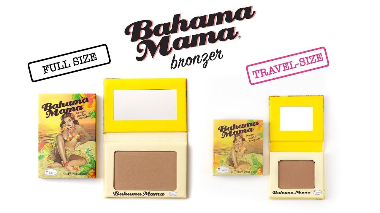 Just Landed Bahama Mama Travel Size Youtube