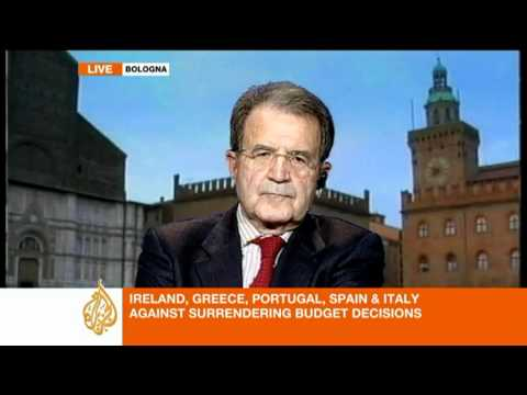 Interview - Romano Prodi and Yannos Papantoniou