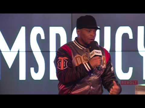 Sway's Universe Doomsday Cypher 2 presented by REVOLT TV