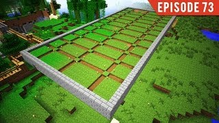 Hermitcraft: Episode 73 - The Industrial Tree Farm