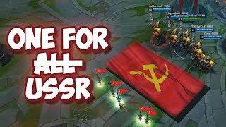 ONE FOR A̶L̶L̶  USSR
