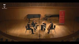 Musethica Israel 5th Int' Festival 2018: Quatuor Hanson, Haydn String Quartet in D minor, Op.76 No.2