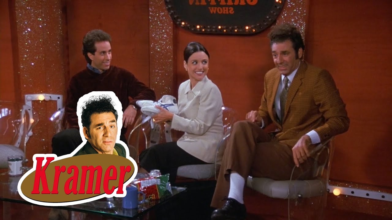 Download The Merv Griffin Show (Part 1) - Seinfeld