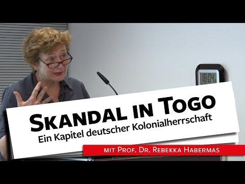 Skandal in Togo. Ein Kapitel deutscher Kolonialherrschaft - 23.04.18