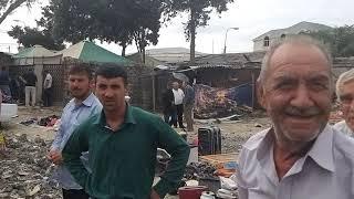 Голубиный рынок в Баку 14.07.19г. часть 1