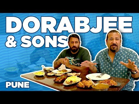 Dorabjee & Sons | Best Parsi Food In Pune | Indias Best Restaurants | Rockyandmayur