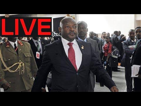 🔴LIVE: Rais wa Burundi, Pierre Nkurunzinza awasili nchini Tanzania kwa ziara ya kikazi