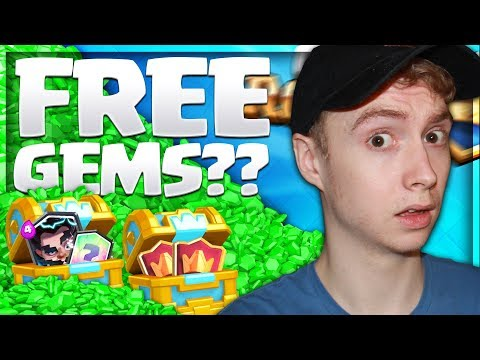 UNLOCK FREE GEMS FOR THE UPDATE! Final Clan Chest | RTC Ep. 55 | Clash Royale