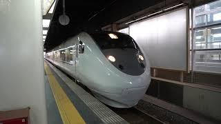 特急しらさぎ12号(12M)米原・名古屋行金沢駅発車