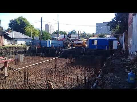 Стационарные бетононасосы в строительстве.