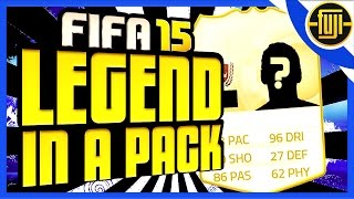 FIFA 15 - LEGEND IN A PACK!!!!!!! - JAY JAY OKOCHA IS BEAST!!! - FIFA 15 ULTIMATE TEAM