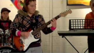 "Rachel Fisher Performing ""Rock You Like A Hurricane"" ~ The Scorpions"