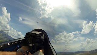 Glider Winch Launch Emergency Training