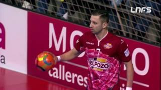 Copa de España Ciudad Real 2017: Final: ElPozo Murcia vs Movistar Inter