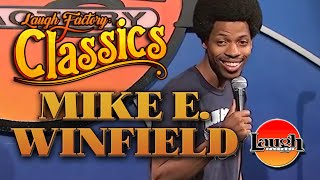 Mike E.  Winfield   Cheating   Laugh Factory Classics   Stand Up Comedy