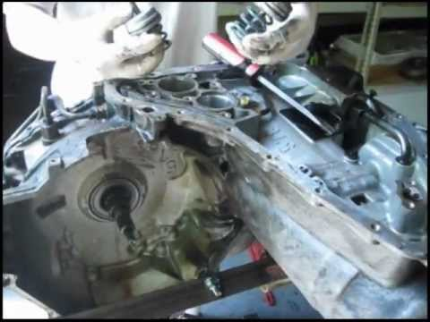 440t4 transmission breakdown
