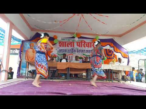 Mote bhuli nai jibu oriya song - annual function keduwan 2018