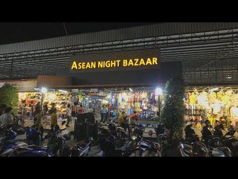 Hatyai Thailand 2018 | Asean Night Bazaar