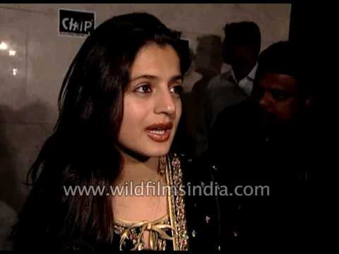 Ameesha Patel, Bollywood film star and Indian model