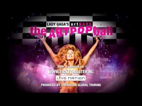 Lady Gaga AMEX Presale Trailer