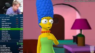 The Simpsons: Hit & Run All Tasks Speedrun in 2:11:42
