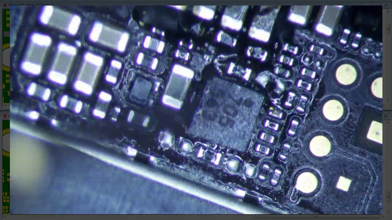 official photos b8202 c6209 iPhone 7+ Backlight Filter Repair