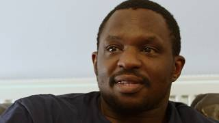 "Dillian Whyte interview: ""I bring value"""