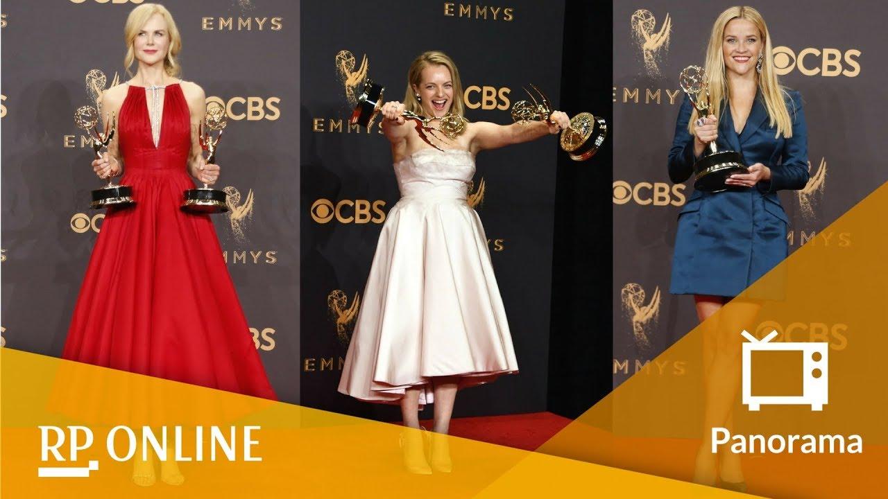 Emmys 2017 The Handmaids Tale Und Veep Als Beste Serien Gekürt