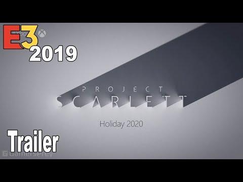 Xbox Project Scarlet - Specs Trailer E3 2019 [HD 1080P]