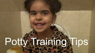 Potty Training Tips: Advice From the Experts