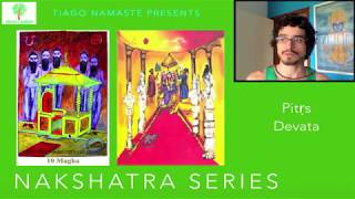 Magha: Pitrs Devata - Série Nakshatra Devatas (Jyotish à Namaste 80)