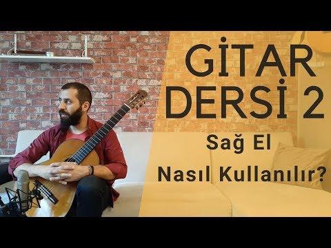 Klasik Gitar Dersleri 2 Yeni Başlayanlar İçin | Nasıl Çalınır ?