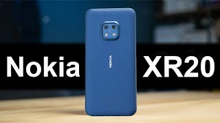 NOKIA XR20 5G - Official Look, Specs, Launch Date, Price India