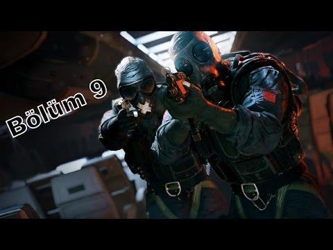 Kusursuzluk!! - Tom Clancy's Rainbow Six Siege #9