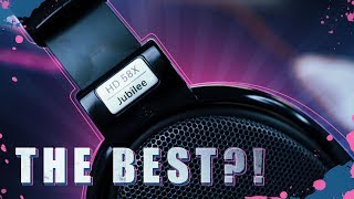 The BEST Headphones for Podcast, Streaming & Gaming?! Sennheiser HD 58X Jubilee Headphones [ON SALE]