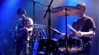 "The Dodos - ""Companions"" (Live at Melkweg, Amsterdam, May 13th 2011) HQ"