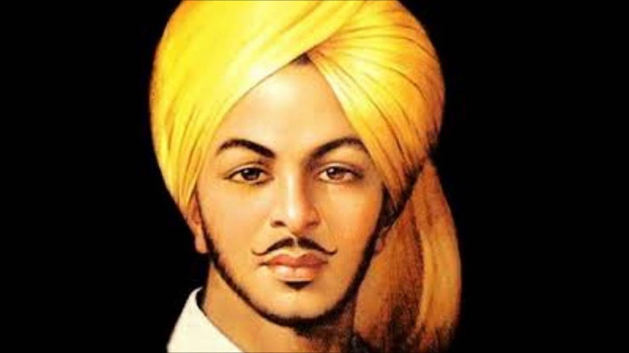 Bhagat Singh Photo Hd Wallpaper: Shahid Bhagat Singh (Jayanti) Birthday SMS Messages Quotes