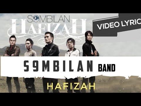 S9mbilan Band - Hafizah (feat. Hendri Lamiri) (Official Video Lyrics) #lirik