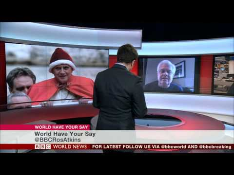 BBC World Have Your Say: Oscar Pistorius, the Future of Catholicism, Russian Meteors