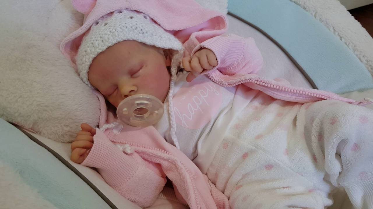 She Has A Name New Reborn Baby Doll Collection