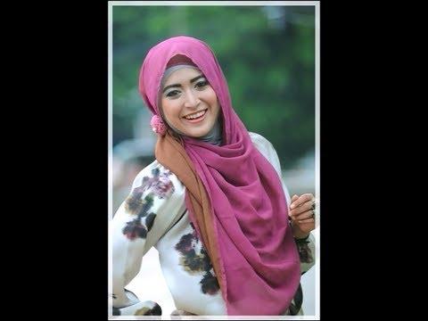 Baggy Square - Model Hijab [Tutorial]