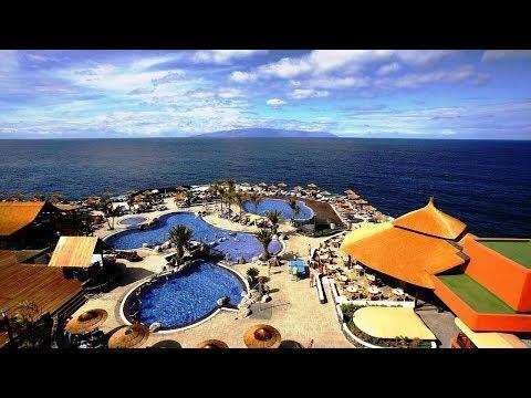 Top10 Recommended Hotels in Puerto de Santiago, Tenerife, Canary Islands, Spain