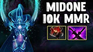 MIDONE 10K MMR PHANTOM ASSASSIN DOTA 2