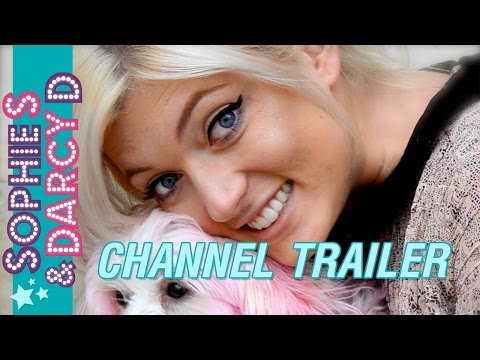 Channel Promo - Introducing Sophie S & Darcy D