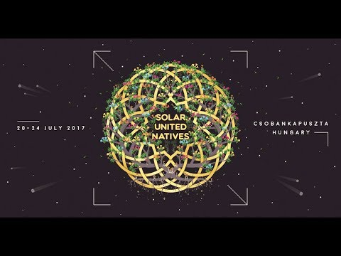 At S.U.N. Festival 2017 [Goa Trance Mix 22.07.2017]
