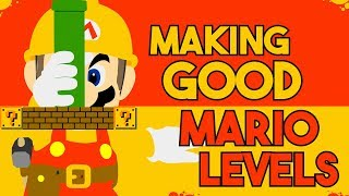 How to Design a Good Super Mario Maker Level!